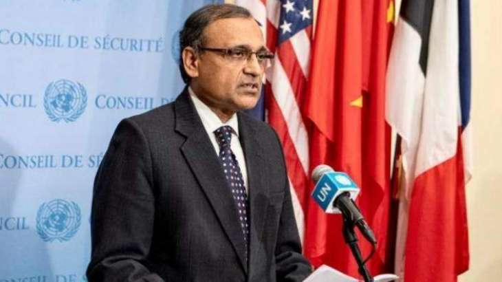 All UN Security Council Members Deeply Concerned by Situation In Afghanistan - President