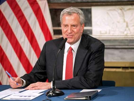 New York Mayor Suggests Return to Indoor Masking Against Coronavirus