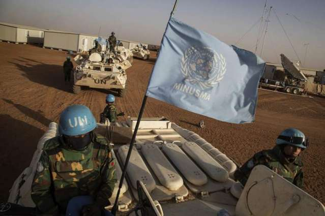 UN Not Discussing Peacekeepers Deployment in Afghanistan Yet - Security Council President