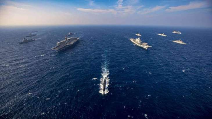India, US, Japan, Australia to Hold Malabar Naval Drills Later in August - New Delhi