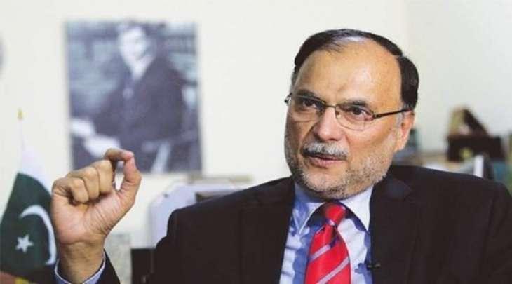 اصابة وزیر الداخلیة الباکستاني السابق أحسن اقبال بفیروس کورونا