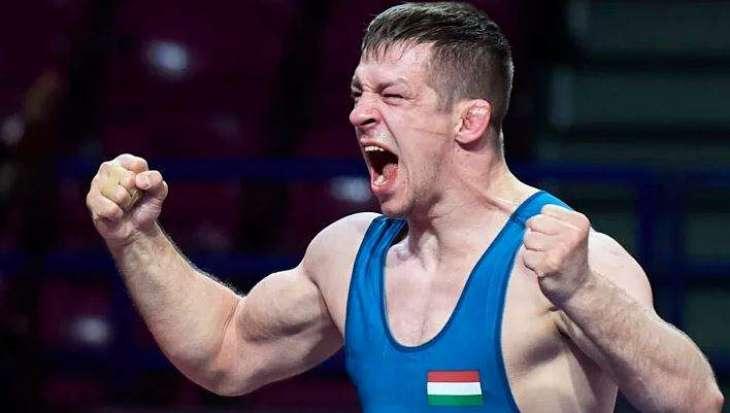Hungarian Wrestler Tamas Lorincz Wins Greco-Roman 77kg Gold at Tokyo Olympics