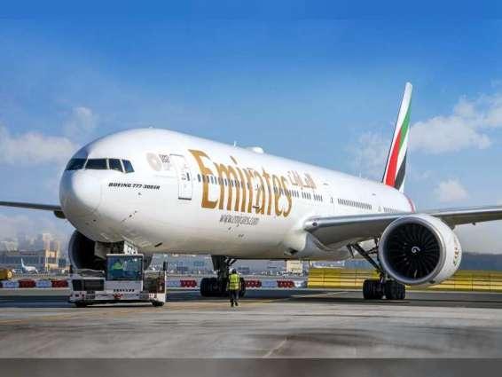 Emirates announces interline partnership with Mexico's Aeromar