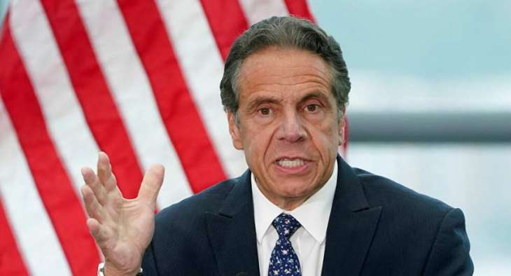 New York Governor Cuomo Says Never Touched Anyone Inappropriately