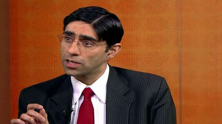 Washington's lack of initiative to interact with Islamabad is beyond his understanding: Moeed