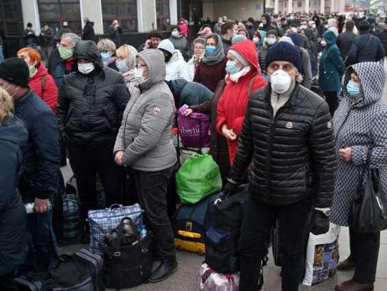 """روسيا تشهد ارتفاعا في الإصابات والوفيات بـ """"كورونا"""""""