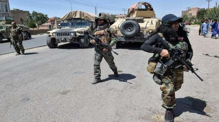 ھجوم علی منزل قائم بأعمال وزیر الدفاع فی مدینة کابول بأفغانستان