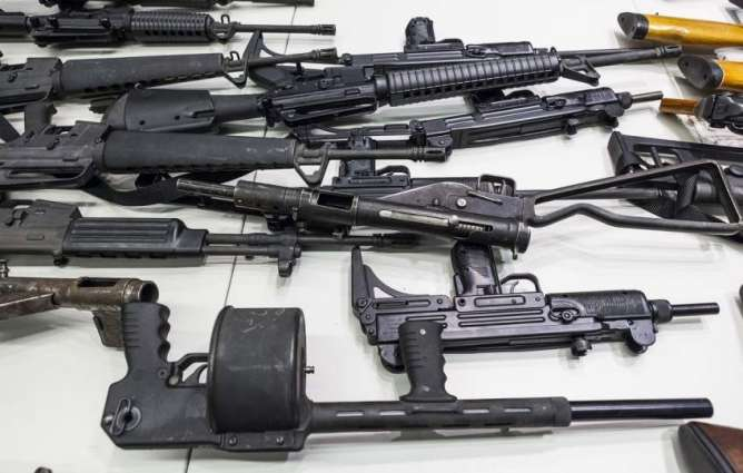 US Charges 9 in Gun Trafficking Scheme That Supplied New York City - Justice Dept.