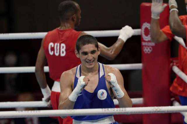 Russian Boxer Batyrgaziev Wins Olympic Gold in Featherweight Category