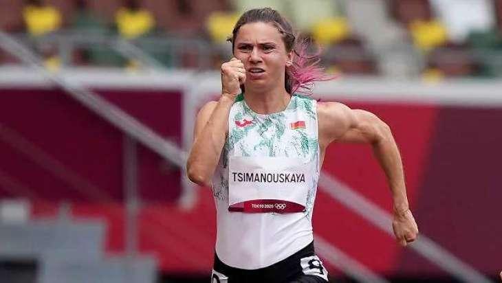 Belarusian Sprinter Timanovskaya Surprised Her Story Turned Into 'Political Scandal'