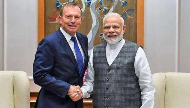 India's Modi Explores Ways to Boost Bilateral Trade With Australian Special Envoy Abbott