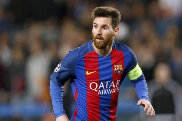 Messi Leaves Spanish Football Club Barcelona