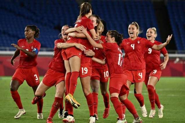 Canada Wins Women's Olympic Football Tournament in Tokyo After Defeating Sweden in Final