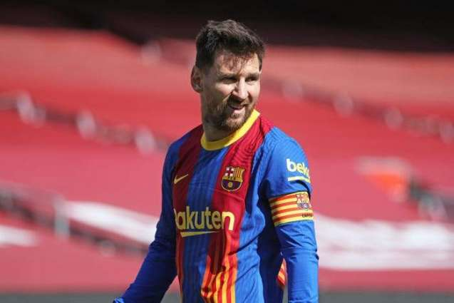 Messi Likely to Join French Club PSG After Leaving Barcelona - Reports