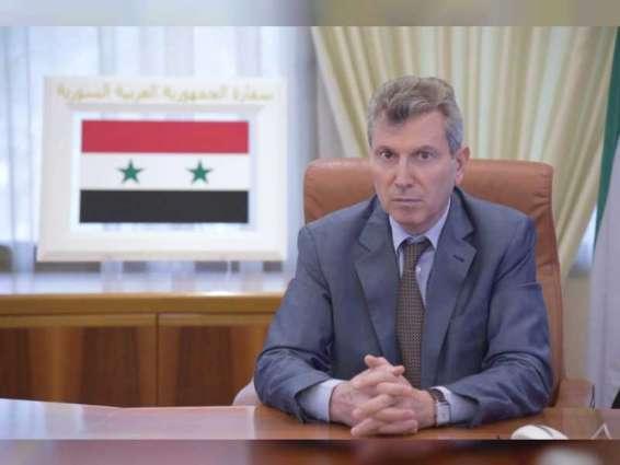 سوريا تعرض نسخة من أبجدية أوغاريت في إكسبو 2020 دبي