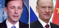 Patrushev, Sullivan Discuss Strategic Stability, Cybersecurity, Afghanistan - Moscow