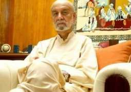 Ataullah Mengal laid to rest in ancestral town of Wadh