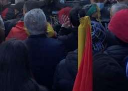 People Block Entry to Montenegro's Cetinje to Protest Visit of Serbian Patriarch - Reports