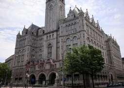 Trump in 'Advanced' Talks on Selling Landmark Hotel in Washington - Reports