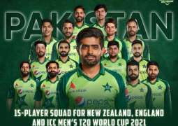 Asif and Khushdil return for ICC Men's T20 World Cup 2021