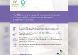 Zayed Higher Organisation to participate in Veolia Middle East's awareness programmes