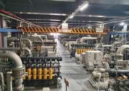 """مياه دبي تنجز 92.4% من محطة تحلية مياه البحر """"بالتناضح العكسي"""""""