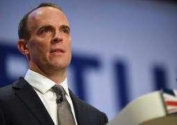 UK Foreign Secretary Decries Prison Sentences for Belarusian Opposition Figures