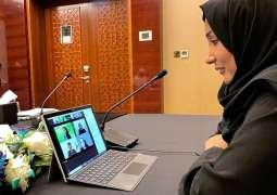 الأمين العام لهيئة البيئة - أبوظبي تشارك في قمة الشباب العالمية