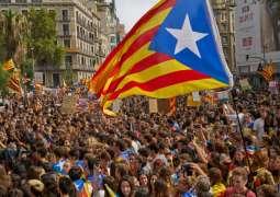 Kremlin Refutes Russia's Involvement in Events in Catalonia