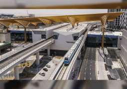 RTA announces taking over of Dubai Metro and Tram's operation and maintenance by Keolis-MHI