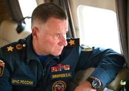 True Hero: Russian Emergencies Minister Dies on Duty