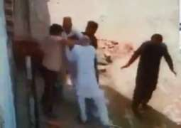 PTI MPA Ashraf Rind's close relatives torture journalist's father
