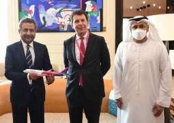 Wizz Air Abu Dhabi's inaugural flight to Bahrain takes off