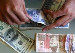 Rupee hit historic low against dollar as trade week closes