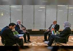 """""""مجموعة الصداقة البرلمانية"""" وجمعية الصداقة النمساوية الإماراتية تثمنان مستوى التعاون"""