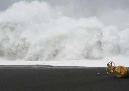 Powerful Typhoon Chanthu to Approach Japan's Okinawa on Sunday - Weather Agency