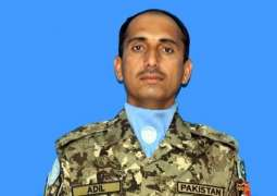Pakistani peacekeeper embraces martyrdom in Darfur: ISPR