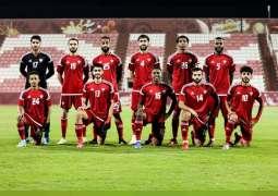 """""""الأبيض"""" الأولمبي في المجموعة الثانية لبطولة غرب آسيا مع فلسطين ولبنان والعراق"""