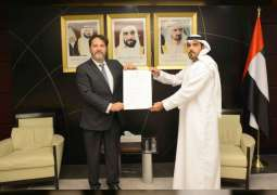 Deputy Director of MoFAIC's Dubai Office receives credentials of Consul-General of the Netherlands