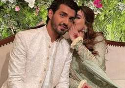 Minal, Mohsin wedding festivities come to an with grand reception