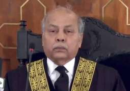 CJP says 12,968 cases were settled during the last judicial year