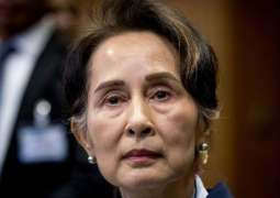 Myanmar's Aung San Suu Kyi Unable to Attend Court for Health Reasons - Reports