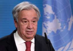 World Donors Pledge More Than $1Bln in Aid for Afghanistan - Guterres
