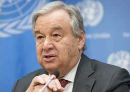 Guterres Says Possibility of Economic Collapse in Afghanistan 'Serious'