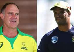 Hayden, Philander appointed consultant coaches for T20 World Cup