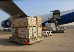 Africa humanitarian aid flights ordered by Mohammed bin Rashid reach Sudan and Ethiopia