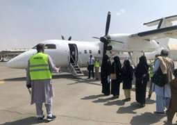UN Conducts First Humanitarian Flight to Kabul Since Taliban's Takeover - WFP