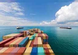 1.403 تريليون درهم تجارة الإمارات غير النفطية خلال 2020