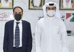 """"""" دبي لتنمية الاستثمار"""" تدعم جهود هيمالايا ويلنس في مجالات البحوث و التطوير و التصنيع"""