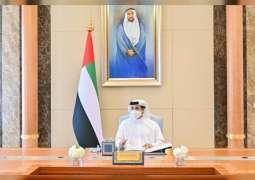 منصور بن زايد يترأس اجتماع مجلس إدارة جهاز الإمارات للاستثمار